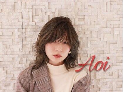 アオイ(AOI)の写真