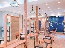 アグ ヘアー リーヴァ 上田店(Agu hair riva)の雰囲気(ゆったり寛げる居心地の良い空間です。)