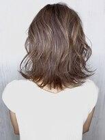 ソース ヘアアトリエ 梅田(Source hair atelier)【SOURCE】3Dモカグレージュ