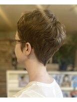 ヘアアンドメイクフリッシュ(HAIR&MAKE FRISCH)ベリーショート1