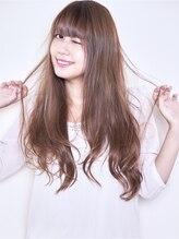 美容室ソラ 小岩店(sora)♪透明感のあるアンニュイロングスタイル♪【小岩】