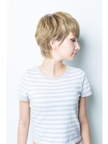 フェリア サウスガーデン(felia southgarden)【felia】大人可愛い☆耳かけ斜めバングショート
