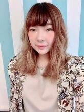 クオレヘアー 梅田店(Cuore hair)鈴木 真衣