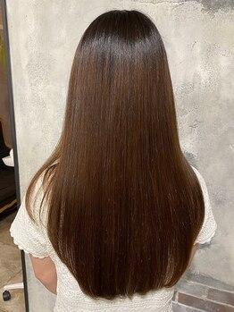 コル フォー ヘアー(cor for hair)の写真/本格スパサロンとヘアサロンが融合した空間。使用するケアメニューは全て自信をもって提案できる本命サロン