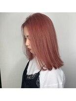 アクタノイドエット(acta noid etto)誰もが一度はしたい透明感ピンク #hakamada