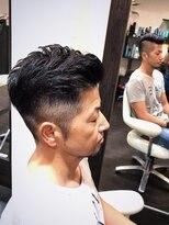 オムヘアーツー (HOMME HAIR 2)#外国人風スタイル#アップバング#fade#hommehair2nd櫻井