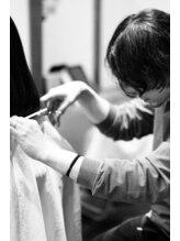 ノーチラスヘア(nautilus hair)hagiwara