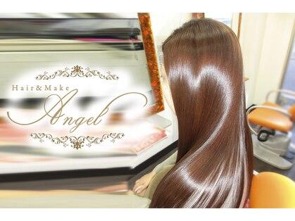 ヘアアンドメイク エンジェル 川越(HAIR&MAKE Angel)の写真