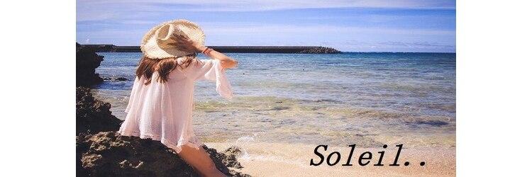 ソレイユ(Soleil)のサロンヘッダー