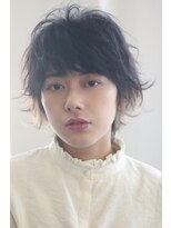 ソイクフ(SOY KUFU)【soy-kufu】ふんわり個性的マッシュショート