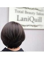 ラニクイール(Lani Quill)アッシュ×ショートボブ