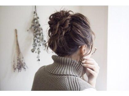 チャフ ヘアーアンドネイル(CHAFF hair&nail)の写真