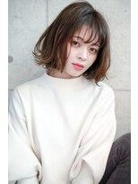 ラフィス ヘアーピュール 梅田茶屋町店(La fith hair pur)【La fith】 ナチュラルボブスタイル
