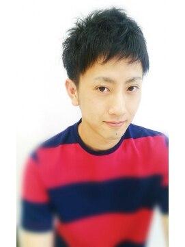 大賀 ヘアビューティ(Oga Hair beauty)ツーブロック☆メンズカット!