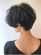 ロッカ ヘアーイノベーション(rocca hair innovation)無造作カールショート