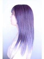 ロルド ポワール(Rold poire)【TAKUYA】美髪×個性的×ラベンダーアッシュ