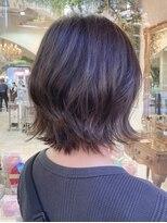 オブヘアー 鷺沼店(Of HAIR)#外ハネボブ