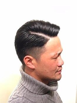 ヴァリーズ ヘア ショップ(Valley's Hair Shop)の写真/【男の魅力を上げるならValley'sで決まり!】仕事も遊びも抜かりなく楽しむメンズのためのStyleをご提案!
