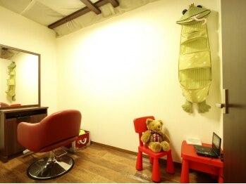 ヘアーアート ジュース 志紀(Hair art Juice)の写真/幅広い年齢層に愛されるサロン★地域密着型でアットホーム。ファミリーでのご来店も多い実力派サロンです!