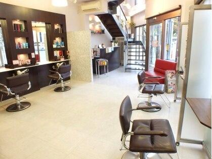ヘアーサロントヤマ 中郡店(Hair salon Toyama)の写真
