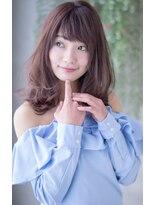 ヘアサロン リコ(hair salon lico)☆ソフトミディ☆ 【hair salon lico】03-5579-9825