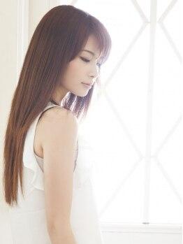 リズム (RHY THM)の写真/扱いやすさNO1☆可愛さと上品さをプラス◎プロフェッショナル用ヘアケア剤『フェルエ』のホームケアTR付!!