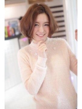 アグ ヘアー ビヨンド 戸塚店(Agu hair beyond)モテやわらかボブ