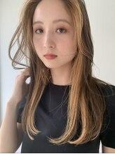 モッズ ヘア 二子玉川店(mod's hair)French beige