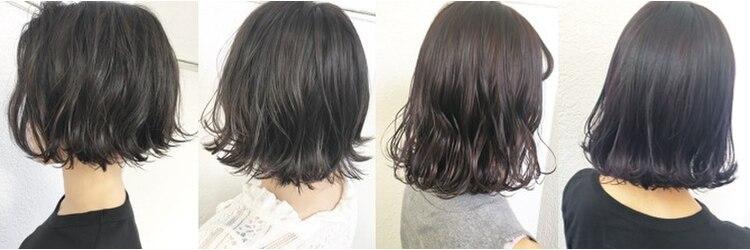 ミエルヘアーアンドスパ(miel hair&spa)のサロンヘッダー