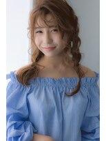 エルフォ(elfo)【elfo】女子ウケ抜群!ロングの三つ編みアレンジ