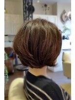 ローグヘアー 綾瀬店(Rogue HAIR)シンプルボブ《Rogue 川久保》