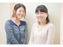 カットルームカラー 行田門井2丁目店の雰囲気(私たちカットルームカラーのスタッフが笑顔でご案内します♪)