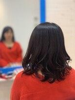 スローライフヘアーデザインアンドスパラウンジ(Slow life Hair design spa lounge)ゆるふわパーマ