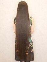 ◆髪は女性の命!スーパーロングヘア【髪質改善 ストレート 】