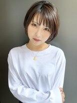 ラウンジ モリオ イケブクロ(Lounge MORIO Ikebukuro)【morio池袋】可愛くて色気のある小顔ショート♪