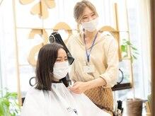 ◆マスク施術◆ マスクをしたまま施術できますので、ご安心下さい。