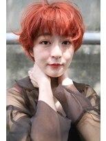 ルララドゥ【ララドゥ関根】前髪 ショートパーマ