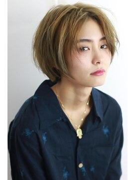キッサ(KISSA)ショートボブ☆