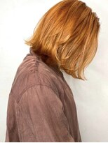 ソース ヘア アトリエ 京橋(Source hair atelier)【SOURCE】パッションオレンジ