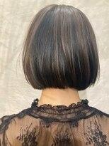 マハナ(Mahana by hair)♯デザインカラー