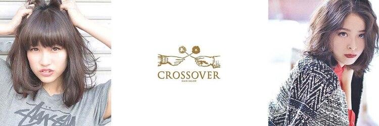 クロスオーバー(CROSSOVER)のサロンヘッダー
