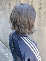 マイ ヘア デザイン(MY hair design)ハイライト×エメラルドアッシュ