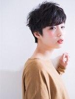 マイ ヘア デザイン(MY hair design)MY hair design カジュアルモードなショートヘア by 堀研太
