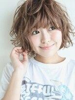 ポップなセミディカール《クリープパーマ》3【Live/久米川】