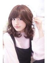 ジーナフクオカ(Zina FUKUOKA)☆Zina☆とろけるゆるふわミディ2