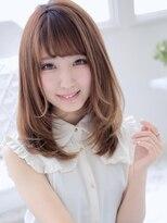 アグ ヘアー カーレント 天文館店(Agu hair current)好感度アップな清楚系ロブ