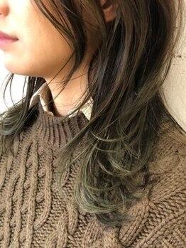 ナップヘアースコヤ(NAP hair Scoya)の写真/厳選オーガニックアイテムを使用し、知識豊富なスタイリストが心も身体も癒されるひとときをご提供します♪