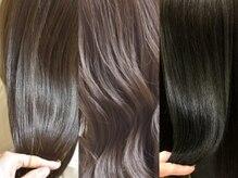 オレンジポップ 市川北口店(ORANGE POP)の雰囲気(ダメージによる広がりを抑える髪質改善トリートメント【市川】)
