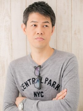 カットサロンギンザ 小手指店(GINZA)好感度大!大人のベリーショートa<理容室>!