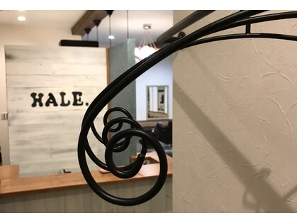 ヘアーサロンハレ(hair salon HALE.)の写真